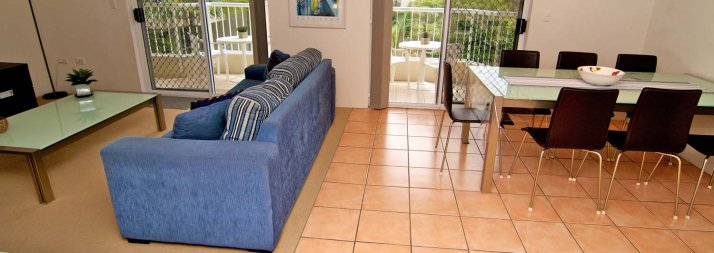 Paradise Grove Burleigh Heads 3 Bedroom Apartment